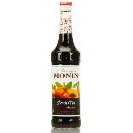 Monin Őszibarack tea szirup (Peach) 0,7L