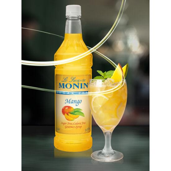 Monin cukormentes mangó szirup 1L