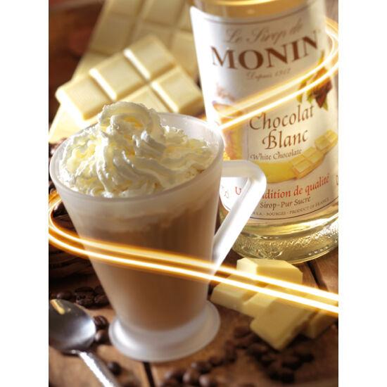 Monin Fehér Csokoládé szirup (White Chocolate) 0,7L