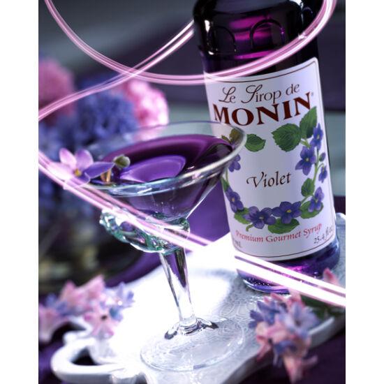 Monin Ibolya szirup (Violet) 0,25L