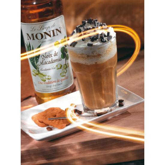 Monin Macadamia dió szirup (Macadamia nut) 0,25L