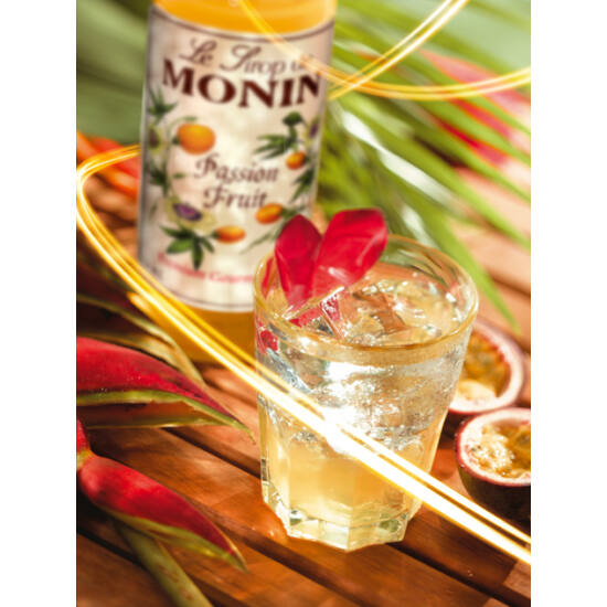 Monin Passion Fruit szirup (Maracuja) 0,7L