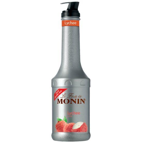 Monin Licsi püré 1L