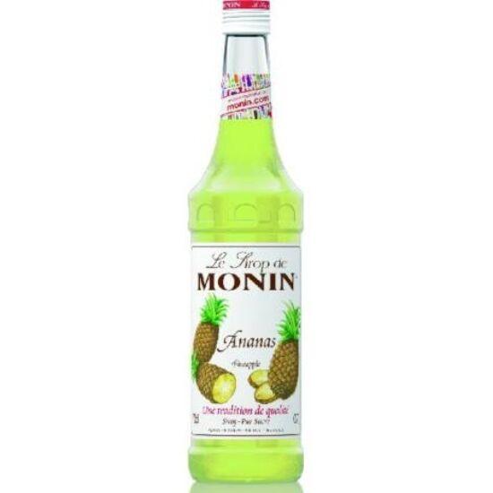 Monin Ananász szirup (Pineapple) 0,7L