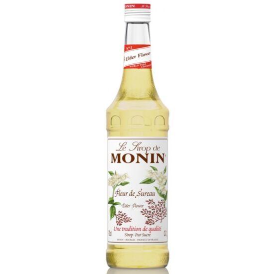 Monin Bodza szirup (Elderflower) 0,7L