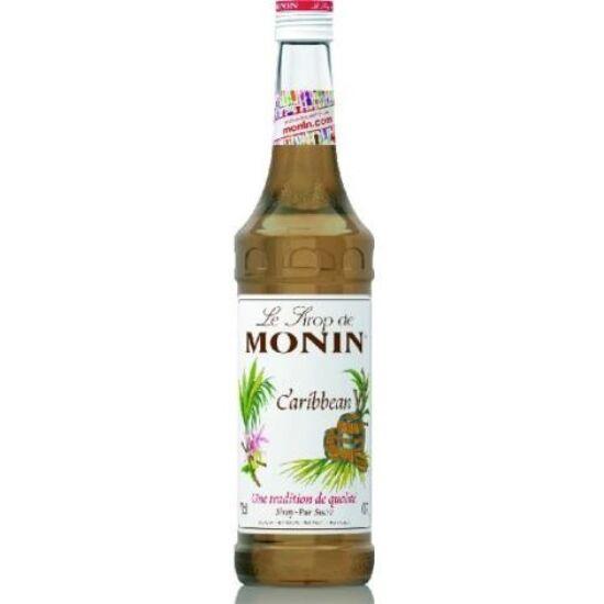 Monin Caribbean szirup 0,7L