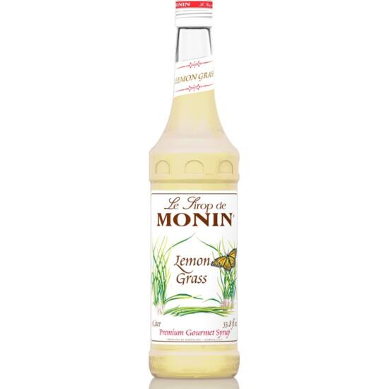 Monin Citromfű szirup (Lemongrass) 0,7L