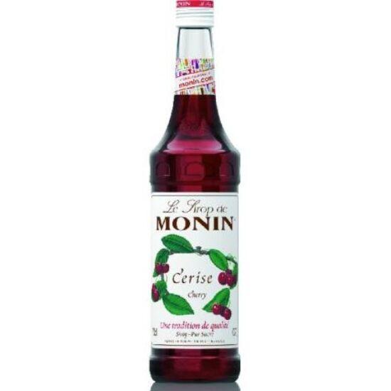 Monin Cseresznye szirup (Cherry) 0,7L