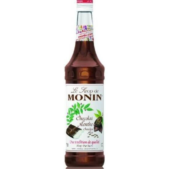 Monin Csokis Menta szirup (Chocolate Mint) 0,7L