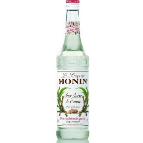 Monin Nádcukor szirup (Pure Cane Sugar) 0,7L