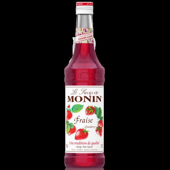 Monin Eper szirup (Strawberry) 0,7L