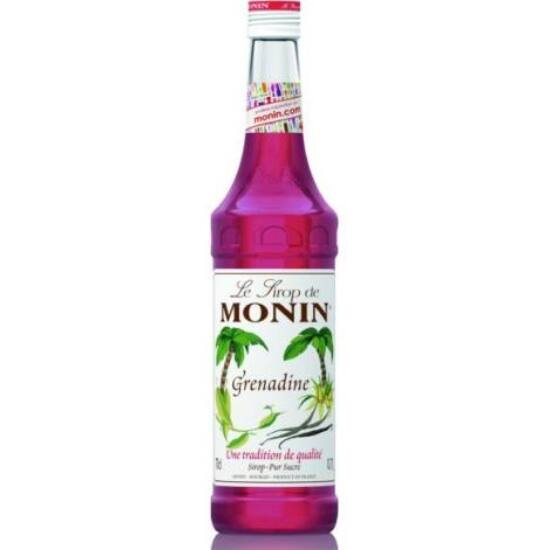 Monin Grenadine szirup 0,7L