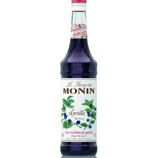 Monin Fekete áfonya szirup (Blueberries) 0,7L