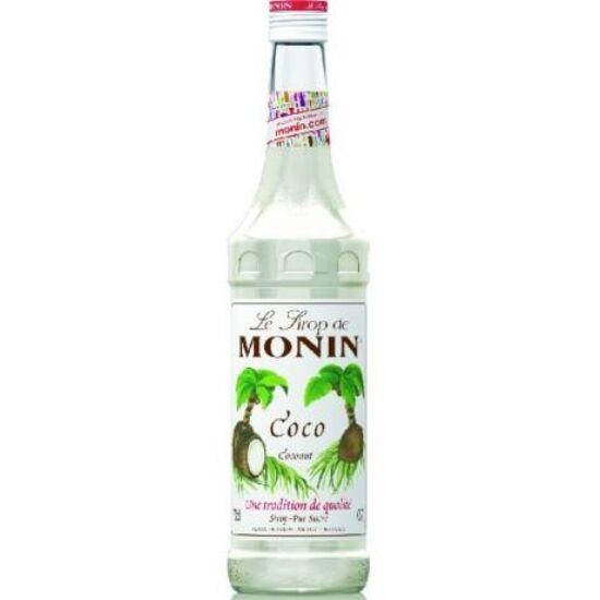 Monin Kókusz szirup (Coconut) 0,7L