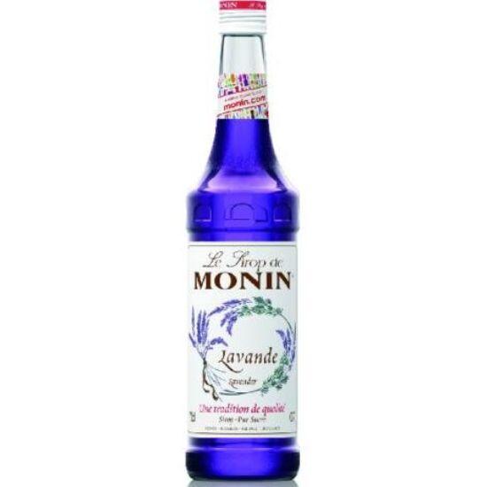 Monin Levendula szirup (Lavender) 0,7L
