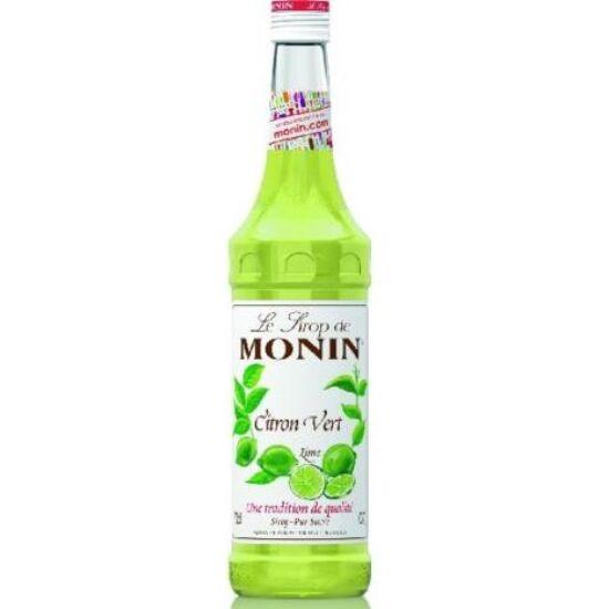 Monin Lime szirup 0,7L
