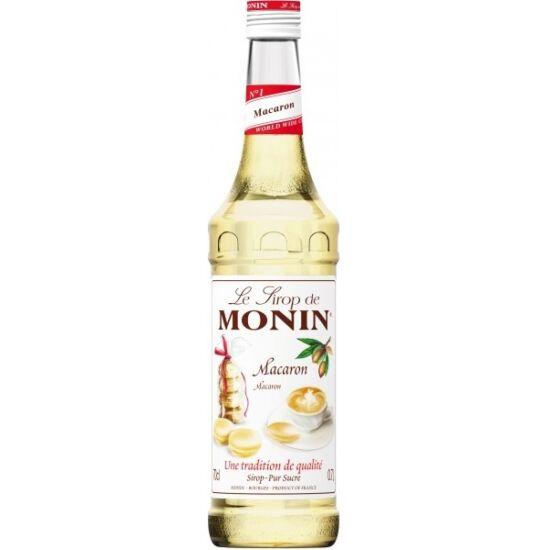 Monin Macaron szirup (Macaroon) 0,7L