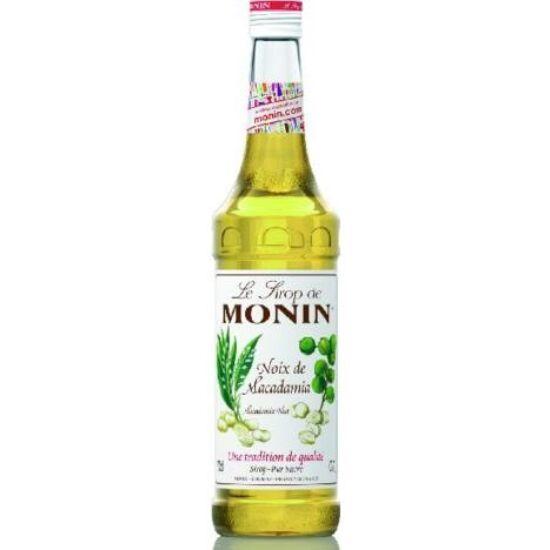Monin Makadámia dió szirup (Macadamia nut) 0,7L