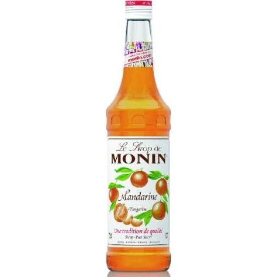 Monin Mandarin szirup (Tangerine) 0,7L