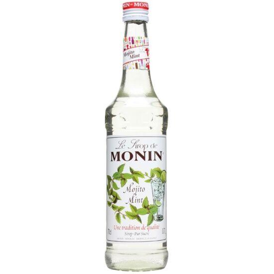 Monin Mojito Menta szirup (Mojito Mint) 0,7L