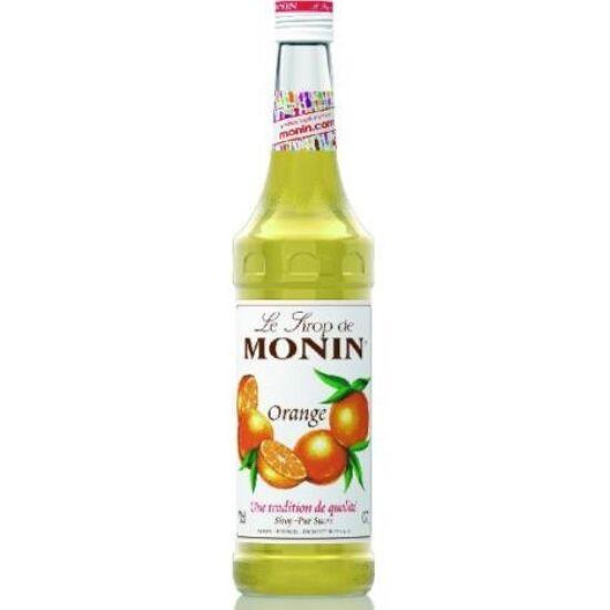 Monin Narancs szirup (Orange) 0,7L