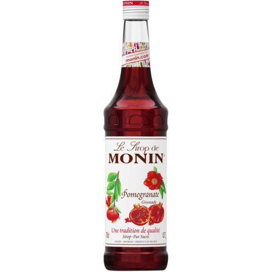 Monin Gránátalma szirup (Pomegranate) 0,7L