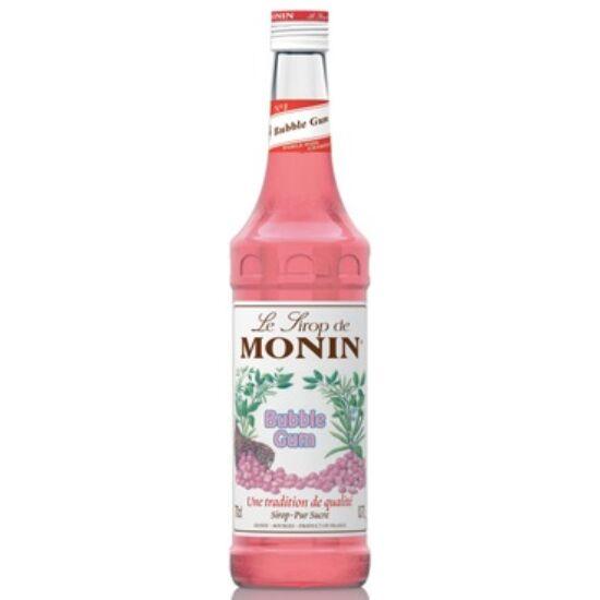 Monin Rágógumi szirup (Bubble Gum) 0,7L