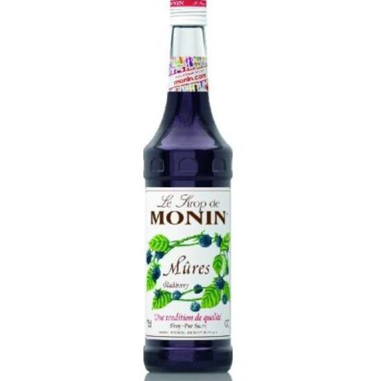 Monin Szeder szirup (Blackberry) 0,7L