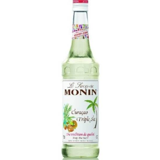 Monin Triple Sec Curacao szirup 0,7L