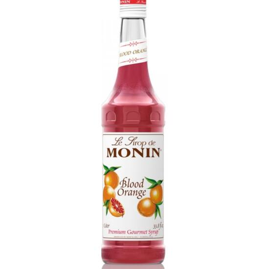 Monin Vérnarancs szirup (Blood Orange) 0,7L