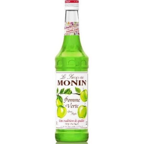 Monin Zöldalma szirup (Green Apple) 0,7L