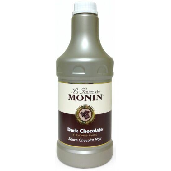 Monin Fekete csokoládé szósz (Black chocolate) 1,89L