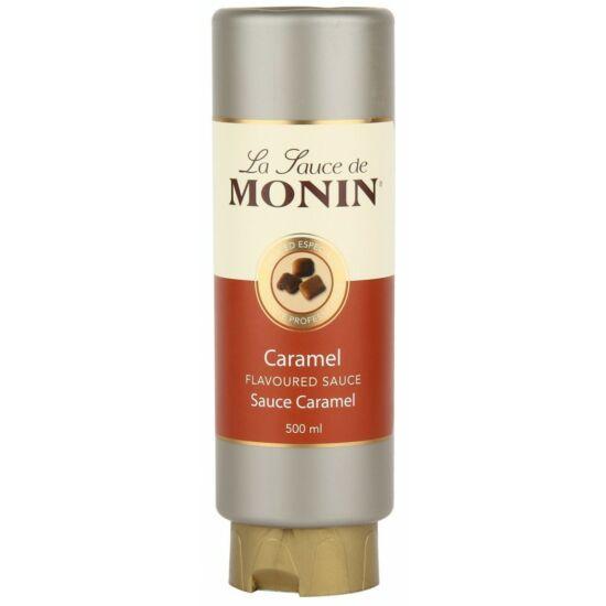 Monin Karamell szósz (Caramel) 0,5L