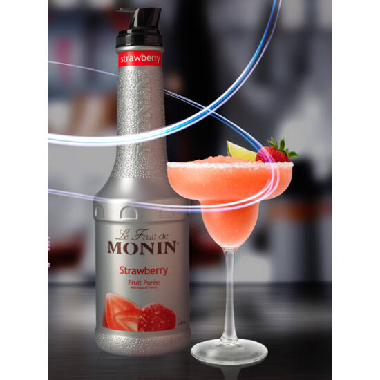 Monin Eper püré (Strawberry) 1L